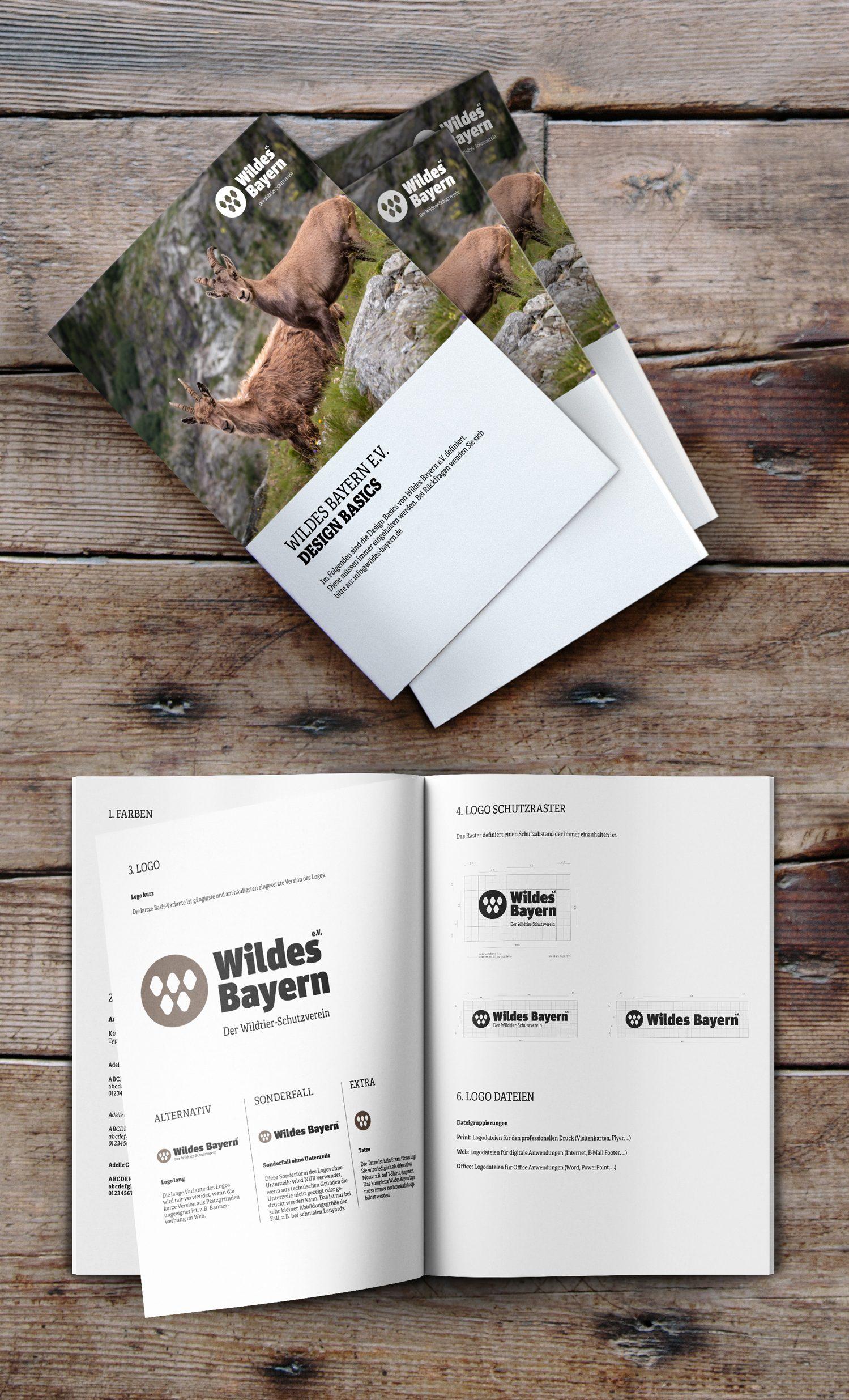 Wildes Bayern Design Basics